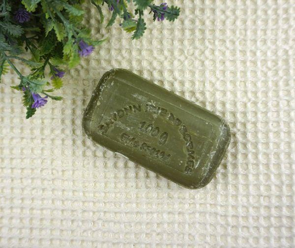 handgemachte Pflanzenseife 100g ∙ Olive