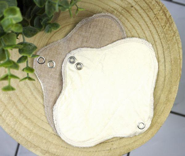Slipeinlage aus Bio-Baumwolle