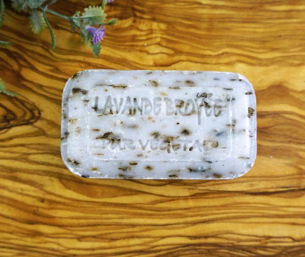 handgemachte Pflanzenseife 100g ∙ Lavendel