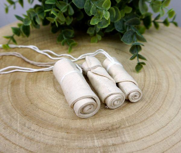 Vorbestellung Tampon aus Bio-Baumwolle ∙ verschiedene Stärken